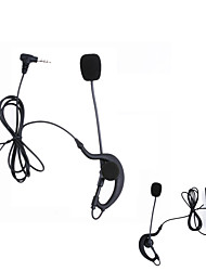 Moto VNETPHONE Referee Headset Style de pendaison d'oreille