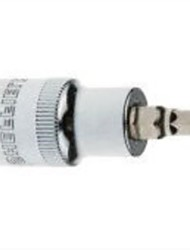スチールシールド12.5mmシリーズメトリック6アングル伸縮スリーブh6 / a