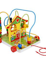 Costruzioni per il regalo Costruzioni Casa Legno Da 2 a 4 anni Da 5 a 7 anni Giocattoli