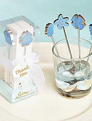 Cadeaux Utiles Cadeaux Set de Couverts de Voyage Outils de cuisine Parfums pour Fête du thé Cadeau créatif Autres Petits CadeauxAlliage