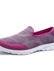 Women's Loafers & Slip-Ons Comfort Fabric Customized Materials Spring Fall Daily Casual Sports Outdoor clothing Fitness & Cross Training