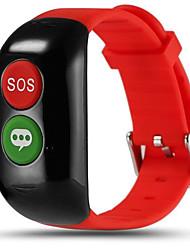 Pulsera SmartLong Standby Podómetros Itinerario de Ejercicios Deportes Monitor de Pulso Cardiaco Distancia de Monitoreo GPS Medición de