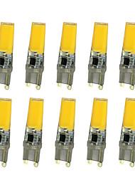 5W Luci LED Bi-pin T COB 350-400 lm Bianco caldo Bianco V 10