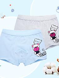 Sous-vêtements Garçon Imprimé-Coton-Toutes les Saisons A Rayures