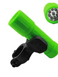 LED LED Cyclisme AAA Lumens Batterie Blanc naturel Blanc froid Camping/Randonnée/Spéléologie Usage quotidien Cyclisme Extérieur