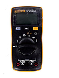 Fluke é o multímetro digital f-107