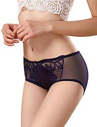 Femme Imprimé Rayure Shorts & Slips Garçon Slips