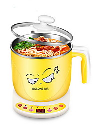 Kitchen Multi-function Mini Electric Boiler Cooking Pot