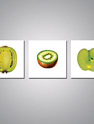Stretched Canvas Prints  Fruits Picture Printed on Canvas Contemporary Food Art for Wall Decoration