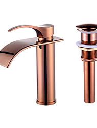 Contemporain Set de centre Mitigeur un trouRobinet lavabo