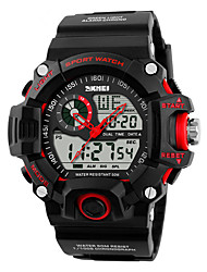 Homens Relógio Esportivo Relógio Elegante Relógio Inteligente Relógio de Moda Relógio de Pulso Único Criativo relógio Chinês Digital LCD