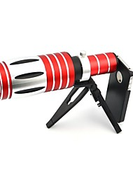 Apexel 50X Optical Zoom Aluminum Telescope/ Telephoto Lens Kit with Tripod/ Back Case for iPhone 6