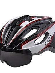 FJQXZ Универсальные Велоспорт шлем 17 Вентиляционные клапаны ВелоспортГорные велосипеды Шоссейные велосипеды Велосипеды для активного