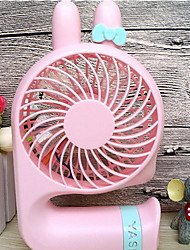 Mini Handheld Portable Bedded Portable Bedside Handheld Usb Rechargeable Mini Fan With Mirror