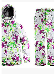 Damen Hosen/Regenhose Skifahren Winter