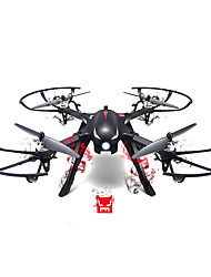 Drone MJX MJX B3 4CH 6 Eixos 2.4G - Quadcóptero RCIluminação De LED Retorno Com 1 Botão Vôo Invertido 360° Upside-Down Vôo Flutuar Aviso