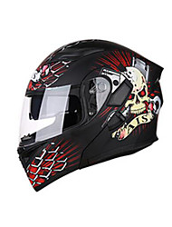 AIS 805 Motorcycle Helmet Spring And Summer Motorcycle Racing Car Helmet Half Eadset Built-In Helmet Lightning With Transparent Anti-Fog Lens