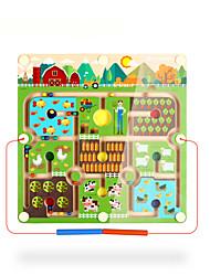 Maze & Sequential Puzzles Plane Kids 1