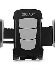 Ziqiao support de voiture mobile universel voiture support de téléphone portable support de voiture support de mobile pour iphone 7 6s