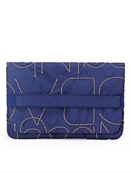 Women Bags All Seasons Cotton Storage Bag with for Casual Blue