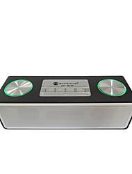 HY-BT96 Wood Portable Full Hifi Range Bluetooth Speaker Music Wireless Stereo Vibration HandsFree TF Daul Speaker Subwoofer