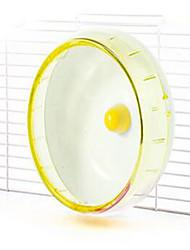 Колесо для упражнений Износоустойчивый Акрил Желтый Синий