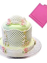 1 Формы для пирожных Печенье Шоколад Для приготовления пищи Посуда Для шоколада Для торта Для Cookie Силиконовые Силиконовая резина