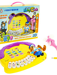 Pretend Play Educational Toy Plastics