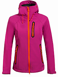Women's Outdoor Jacket / Jacket / Hoodie / Windbreakers / Fleece Lined Jackets / Tops Camping / Hiking / Hunting / Fishing / Climbing / Skating