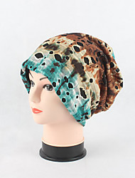 Для женщин Головные уборы Очаровательный На каждый день Изысканный и современный Вязаная одежда Вязаная шапочка Широкополая шляпа,