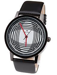Women's Sport Watch Fashion Wristwatch Unique Creative Casual Watches Quartz Men Leather Hodinky Hours Relogio Masculino Feminino