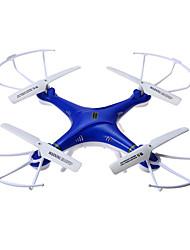 Huanqi 897 6 axes drone 2,4g rc avec le mode sans tête, une clé à retour automatique, 360 ° roulant quadcopter rc