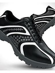 Chaussures de Golf Homme Golf Sport extérieur Utilisation Exercice Sport de détente Style moderne Stylé Daim Caoutchouc