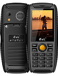 E&L S200 Keyboard Mobile Phone Keypad Waterproof Shockproof Phone Cheap Rugged phone