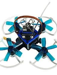 Dron XFX85 9 canales Con Cámara HD Iluminación LED A Prueba De Fallos Flotar Con CámaraQuadcopter RC Mando A Distancia Cámara Cable USB 1