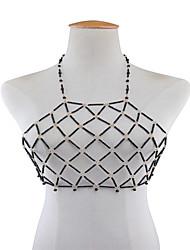 Women's Body Jewelry Body Chain Handmade Fashion Crystal Geometric Jewelry For Dailywear Casual Casual/Daily