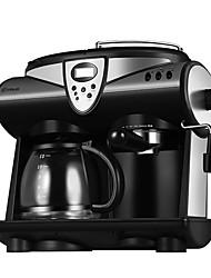 Kaffemaskin Semi-automatisk Damptype Sundhetspleie Oppreist design Reservasjonsfunksjon 220V