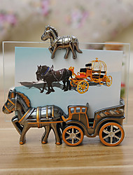 Picture Frames Retro Novelty Plastics Convertible Decoration Carriage