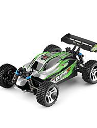 WL Toys Гоночный багги 1:18 Коллекторный электромотор Машинка на радиоуправлении 35 2.4G Готов к использованию1 x Руководство 1 х