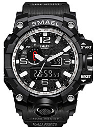 SMAEL Gift Modern LED Display Multiple Wristwatch Military Luxury Male Clock Sports Watch