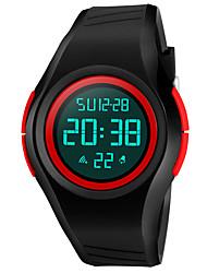 Smart Watch Etanche Longue Veille Sportif Multifonction Chronomètre Fonction réveille Calendrier Chronographe Other Pas de slot carte SIM