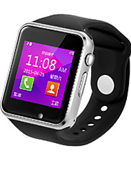 Kid's Smart Watch Digital Rubber Band Black White Blue Green Pink