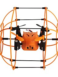 MINI SKY WALKER 1336 4CH 360 Flips 2.4GHz Climb RC Quadcopter Drone 6-Axis Gyro with Protective Cover RTF