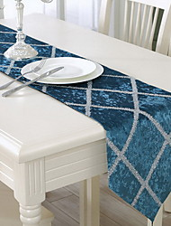 The New Bright Silk Hotel Cotton And Linen Table Flag 28*180cm