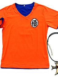 Plus d'accessoires Inspiré par Dragon Ball Son Goku Manga Accessoires de Cosplay Collier Tissu Matelassé