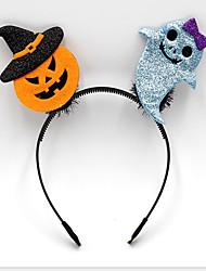 Styles de bande de cheveux de Halloween au hasard