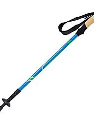 3 Trekking Poles Nordic Walking Poles Multifunction Walking Poles Trekking Pole Accessories Trekking Pole Tip Cap 135cm (53 Inches)