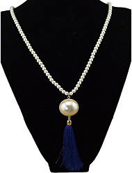 Choker Necklaces Pendant Statement Necklaces Women's Fashion Beauty Elegant Pearl Movie Gift Jewelry for Party Daily