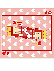 HALO Exclusive Original Cloth Mouse Pad Alice In Wonderland Cute Cartoon Hand Painted 22 * 18cm