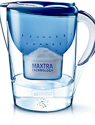Indoor Drinkware 3500 Carbon fiber Plastic Water Clear Water Pitcher of Six Core